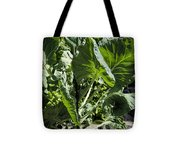 Bountiful Brussel Sprouts Tote Bag