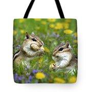 Bountiful Generosity Tote Bag