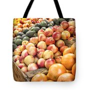 Bounty Tote Bag by Caitlyn  Grasso