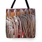 Bounty Lines Tote Bag