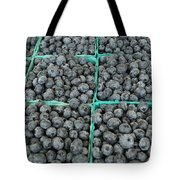 Bounty Of Blueberries Tote Bag