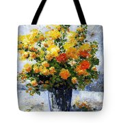 Bouquet D'estate 035 Tote Bag
