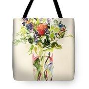 Bouquet  Tote Bag by Julie Held