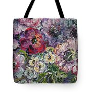 Bouquet Of Sweetness Tote Bag
