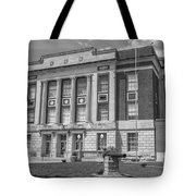 Bourbon County Courthouse 3 Tote Bag