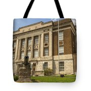 Bourbon County Courthouse 4 Tote Bag