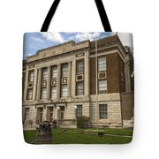 Bourbon County Courthouse 5 Tote Bag