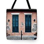 Bourbon Street Doors Tote Bag