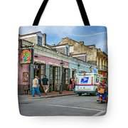 Bourbon Street - Let The Party Begin Tote Bag