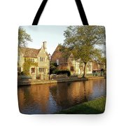 Bourton On The Water Tote Bag