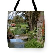 Bouy By Canal Tote Bag