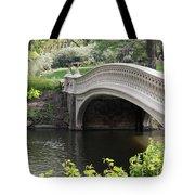 Bow Bridge Iv Tote Bag