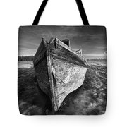 Bow Line Tote Bag