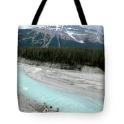Bow River Tote Bag