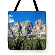 Bow Valley Tote Bag