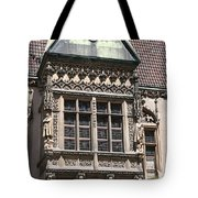 Bowfront City Hall Wroclaw Tote Bag