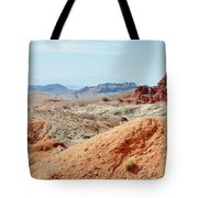 Bowl Of Fire  Tote Bag