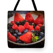 Bowl Of Fruit 1 Tote Bag