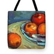 Bowl Of Fruit 2 Tote Bag