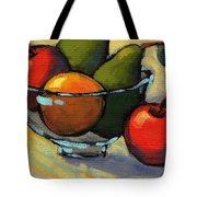 Bowl Of Fruit 5 Tote Bag