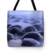 Bowling Ball Beach California Tote Bag