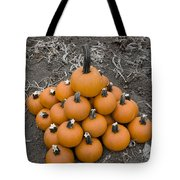 Bowling For Pumpkins Tote Bag