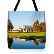 Bowling Green House  Tote Bag