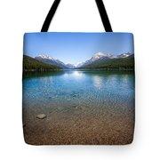 Bowman Lake Tote Bag
