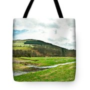 Bowmont Valley Tote Bag
