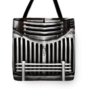 Bowtie Lines Tote Bag by Ken Smith
