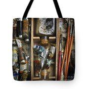 Box Of Painting Tote Bag