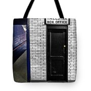 Box Office Of Games Gone By Tote Bag