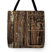 Boxcar's Ladder   Tote Bag