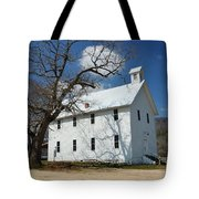 Boxley Schoolhouse Tote Bag
