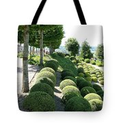 Boxwood Garden Globes Tote Bag