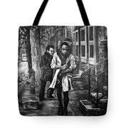 Boy In Heels Tote Bag
