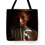 Boy Of The Amazon 3 Tote Bag