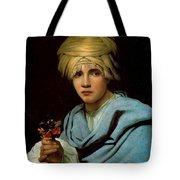 Boy With A Turban Tote Bag