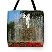 Boy With The Boot 3 Tote Bag