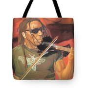 Boyd Tinsley At Red Rocks Tote Bag