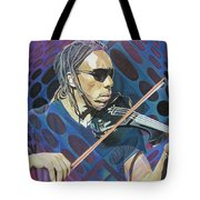Boyd Tinsley-op Art Series Tote Bag