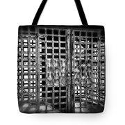 Boyne Falls Jail Tote Bag