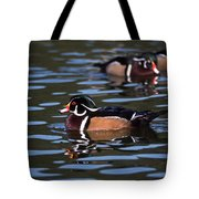 Boys Night Out Tote Bag by Skip Willits