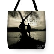 Boys Will Be Boys Tote Bag