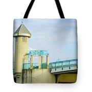 Boyton Beach Bridge Tote Bag