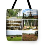 Brabant Collage Tote Bag