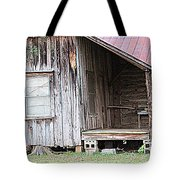 Bracing The House Tote Bag