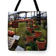 Brad And Bellas Garden Tote Bag