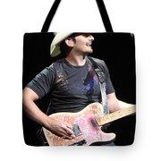 Brad Paisley Tote Bag
