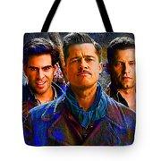 Brad Pitt Original Tote Bag